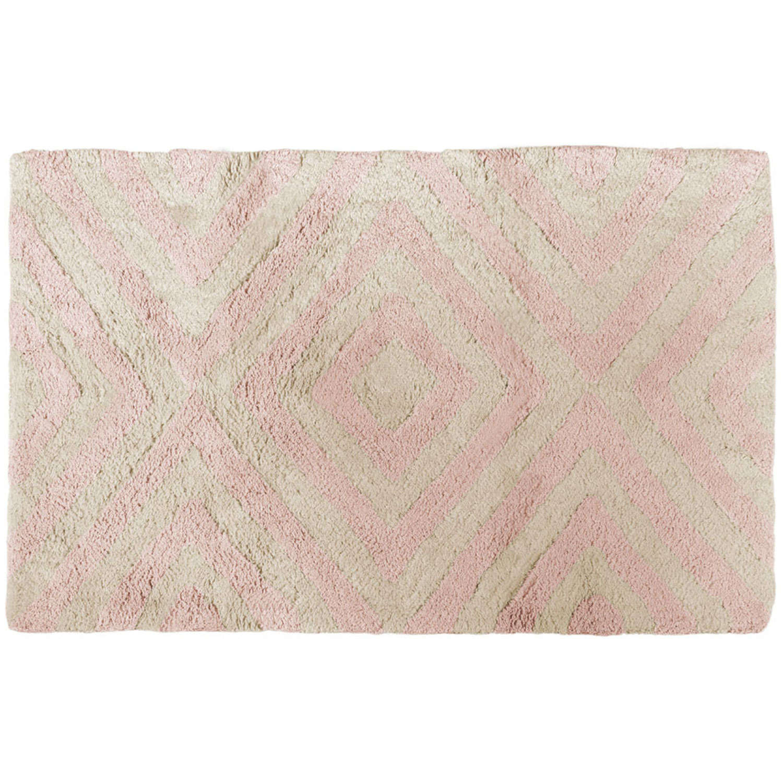 Πατάκι Μπάνιου Veta Pink Guy Laroche Large 55x95cm