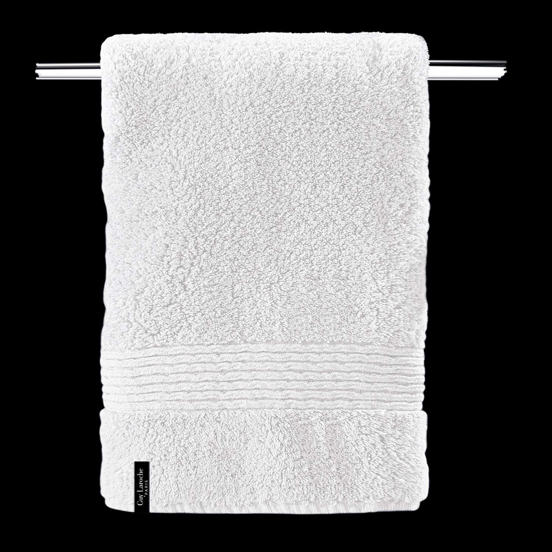 Πετσέτα Spa White Guy Laroche Σώματος 90x160cm