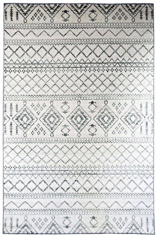 Χαλί Neo 3934 Ivory Grey Ezzo 140X200