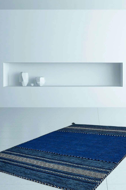 Χαλί Alhambra 335 Blue Kayoom 200X300
