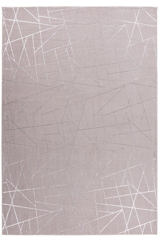 Χαλί Bijou 125 Taupe-Silver Me Gusta 200X300