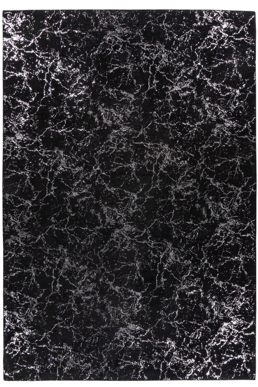 Χαλί Bijou 225 Black-Silver Me Gusta 160X230