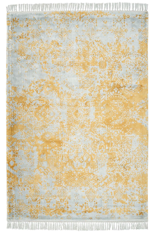 Χαλί Dolce Vita 325 Grey-Gold Padiro 140X200