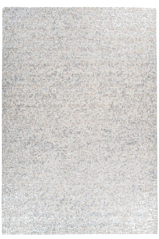 Χαλί Finish 100 White-Silver Arte Espina 70X150
