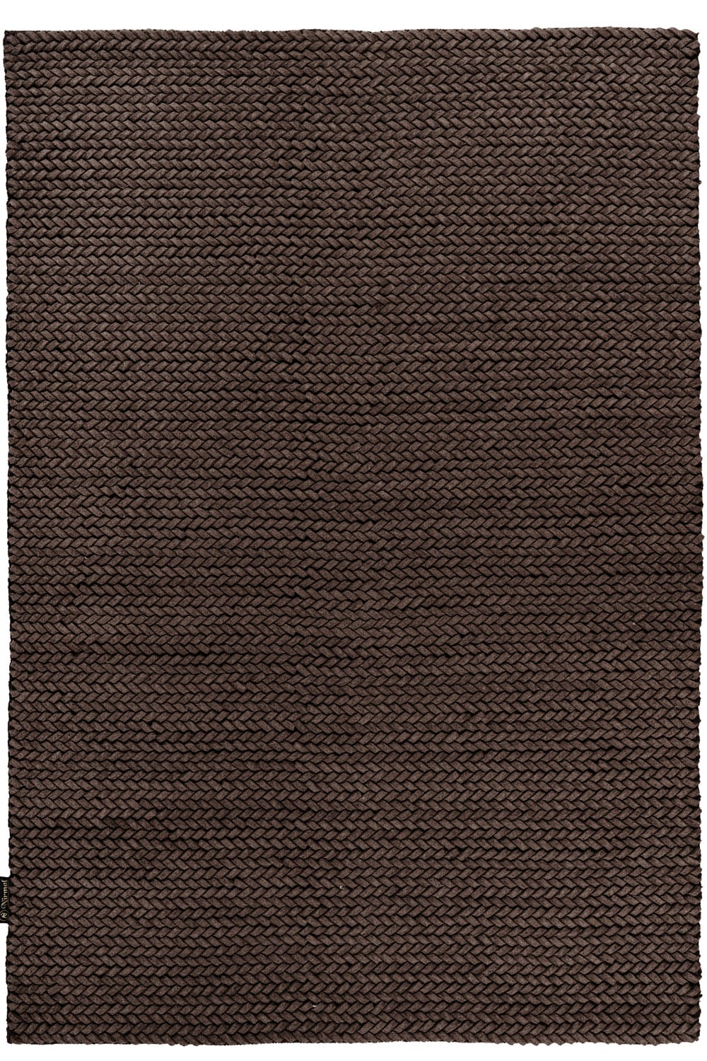 Χαλί Robbie 125 Brown Padiro 70X150
