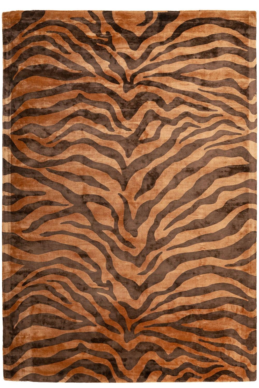Χαλί Sinai 125 Brown-Dark Brown Padiro 160X230