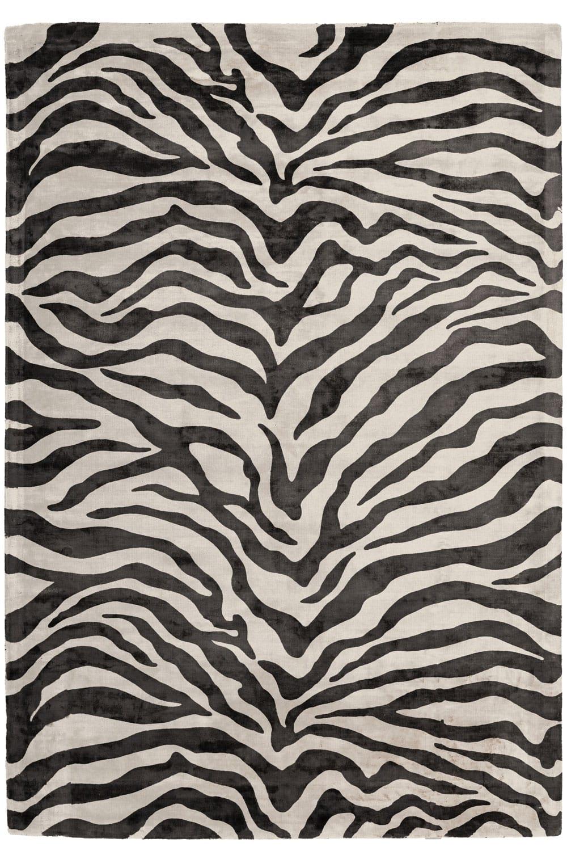 Χαλί Sinai 125 Ivory-Black Padiro 140X200