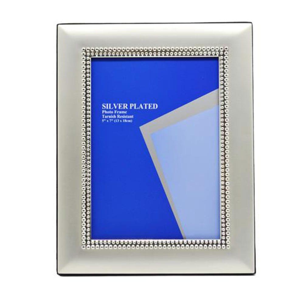 Κορνίζα 2844-8 20x25 Silver Ankor Μέταλλο,Γυαλί