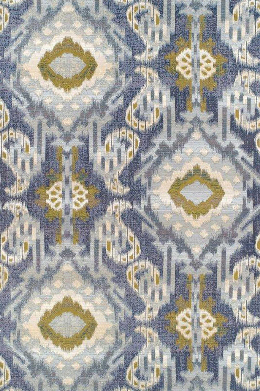Χαλί Batik 020-102 Blue-Gold 160X230