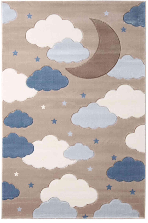 Χαλί Παιδικό Sky 6576A Light Beige Royal Carpet 70X150