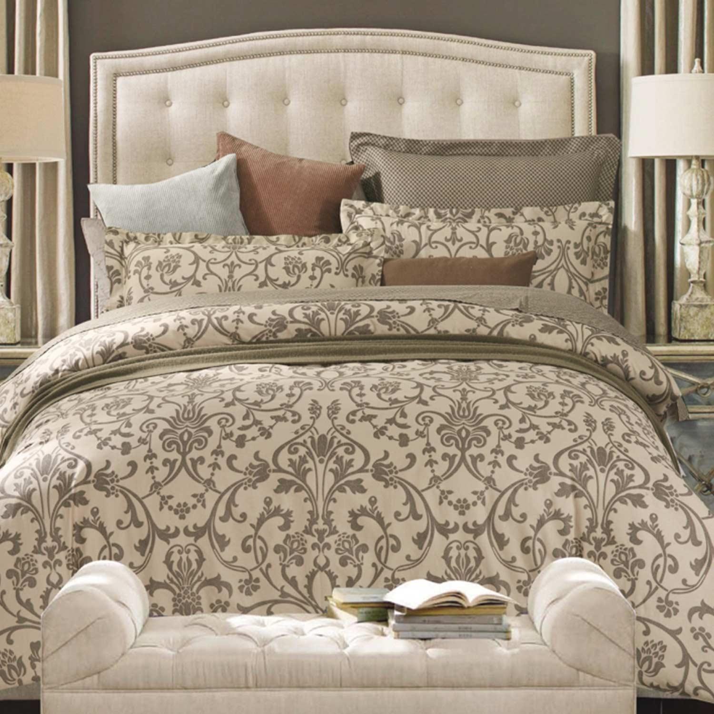 Πάπλωμα Σετ 5τμχ, Bed In A Bag B0628 Beige-Multi Palamaiki Υπέρδιπλo 220x240cm