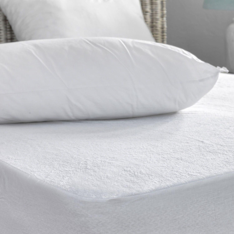 Κάλυμμα Μαξιλαριού Σετ Comfort Waterproof White 2τμχ Palamaiki 50Χ70 50x70cm