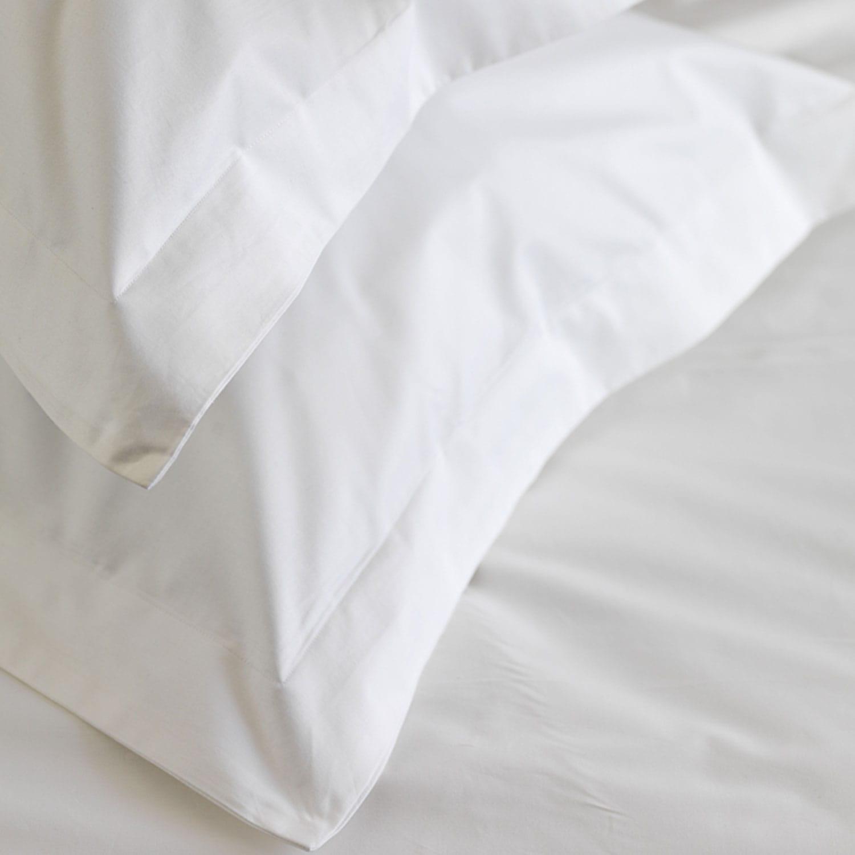 Σεντόνι White Plain White Palamaiki Ημίδιπλο