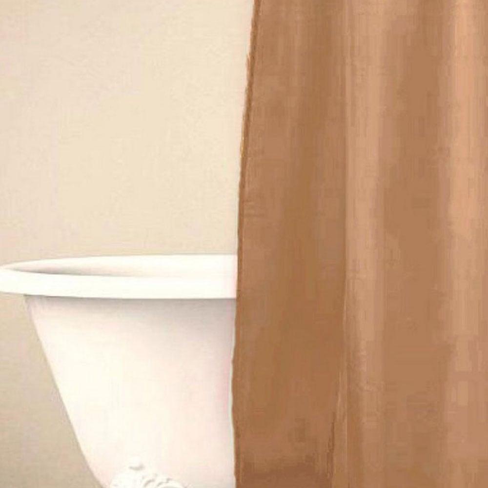 Κουρτίνα Μπάνιου Simple Sand Palamaiki Φάρδος 240cm 180x240cm