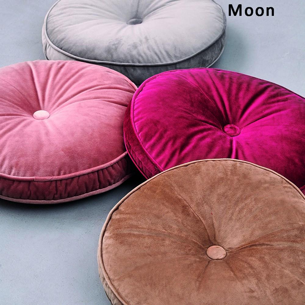 Μαξιλάρι Διακοσμητικό (Με Γέμιση) VF803 Moon Palamaiki 40Χ40 100% Polyester