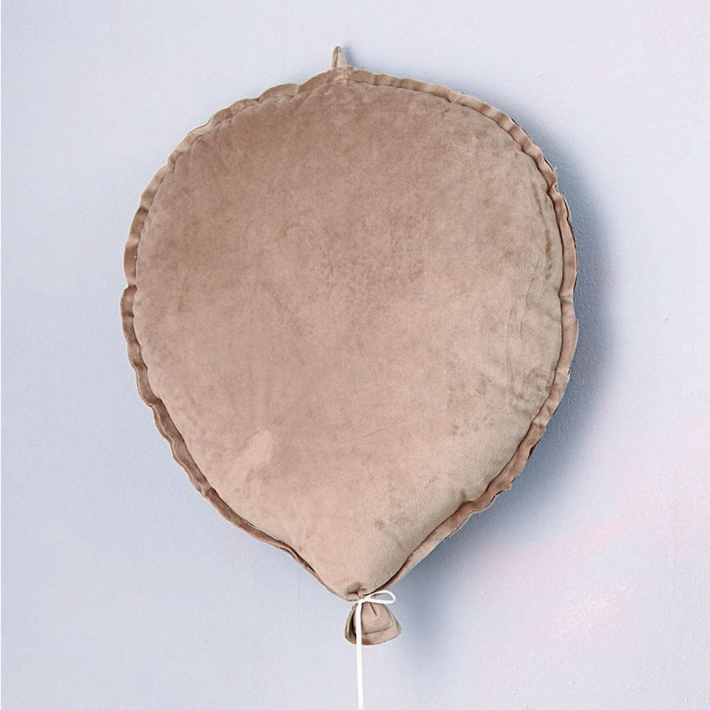 Μαξιλάρι Διακοσμητικό (Με Γέμιση) Παιδικό VF802 Mushroom Palamaiki 40Χ40 40x29cm