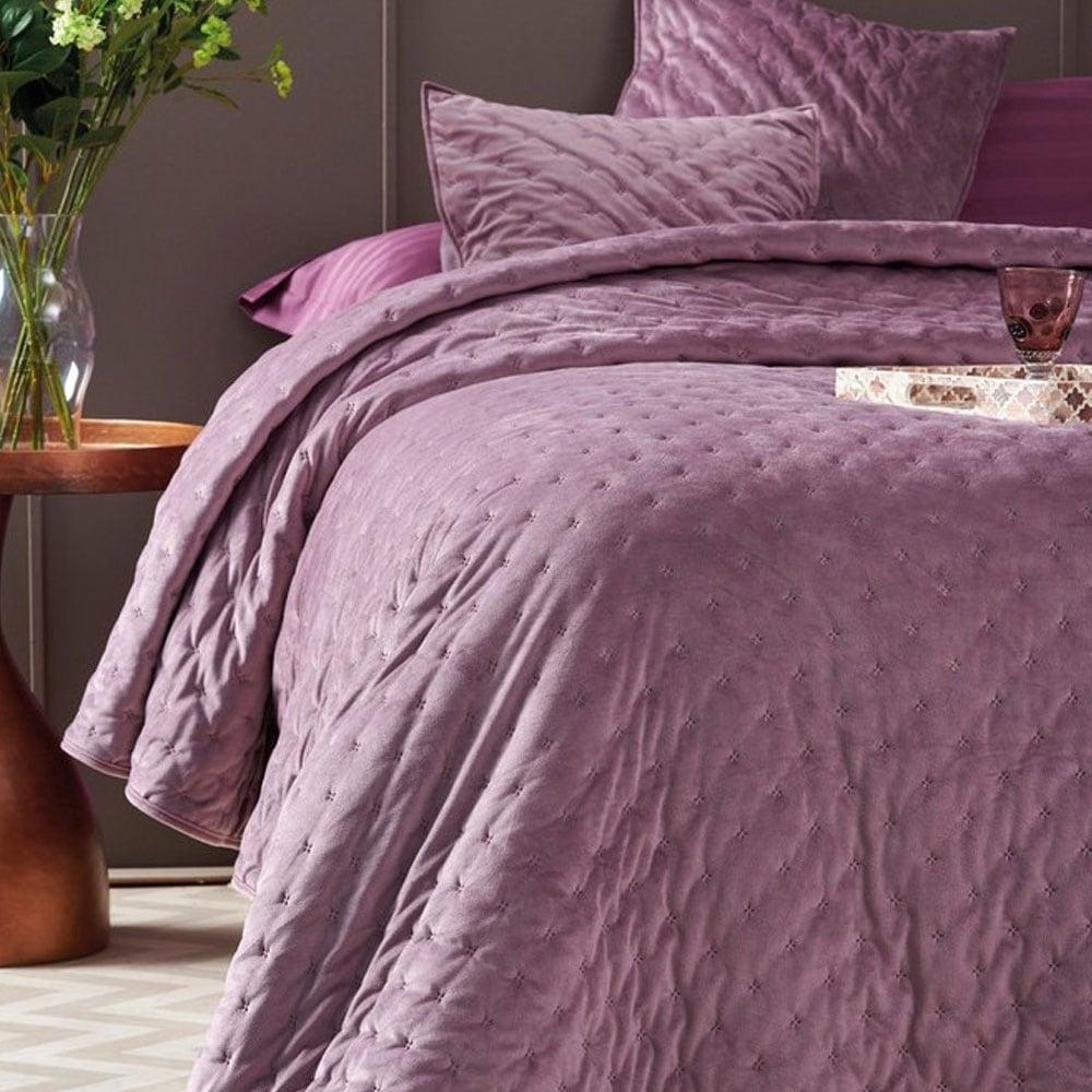 Μαξιλαροθήκη Διακοσμητική Carrie Lilac Palamaiki 50X50 100% Polyester