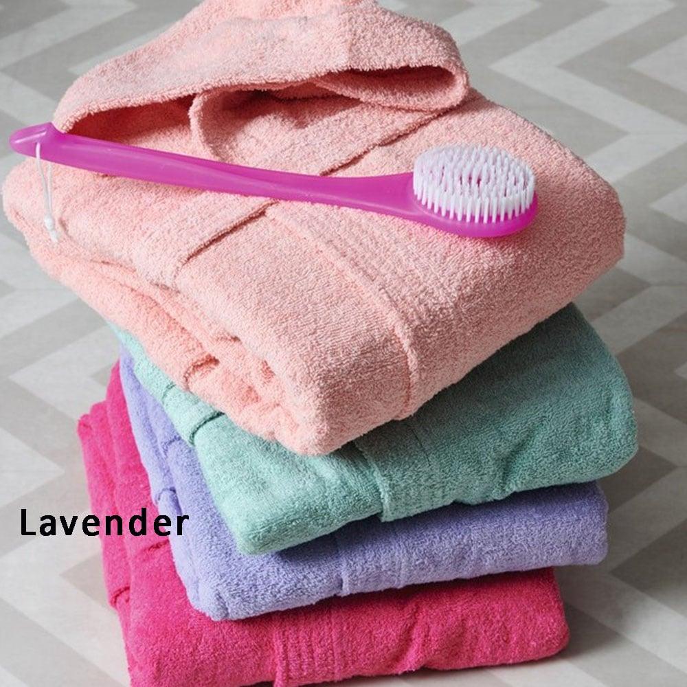 Μπουρνούζι Funky Lavender Palamaiki Large L