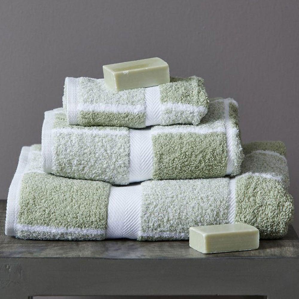 Πετσέτα 222 Green Palamaiki Σώματος 100x150cm