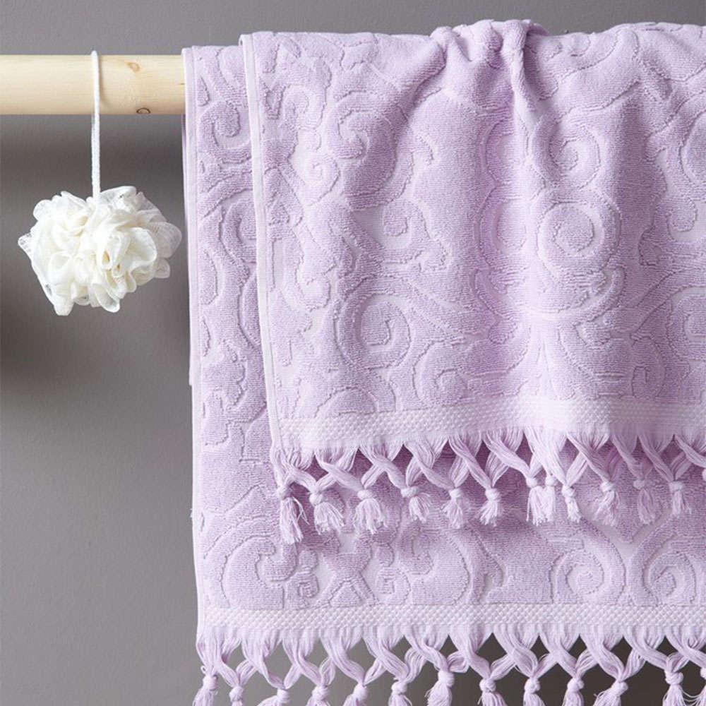 Πετσέτα Anita Lilac Palamaiki Προσώπου 50x90cm