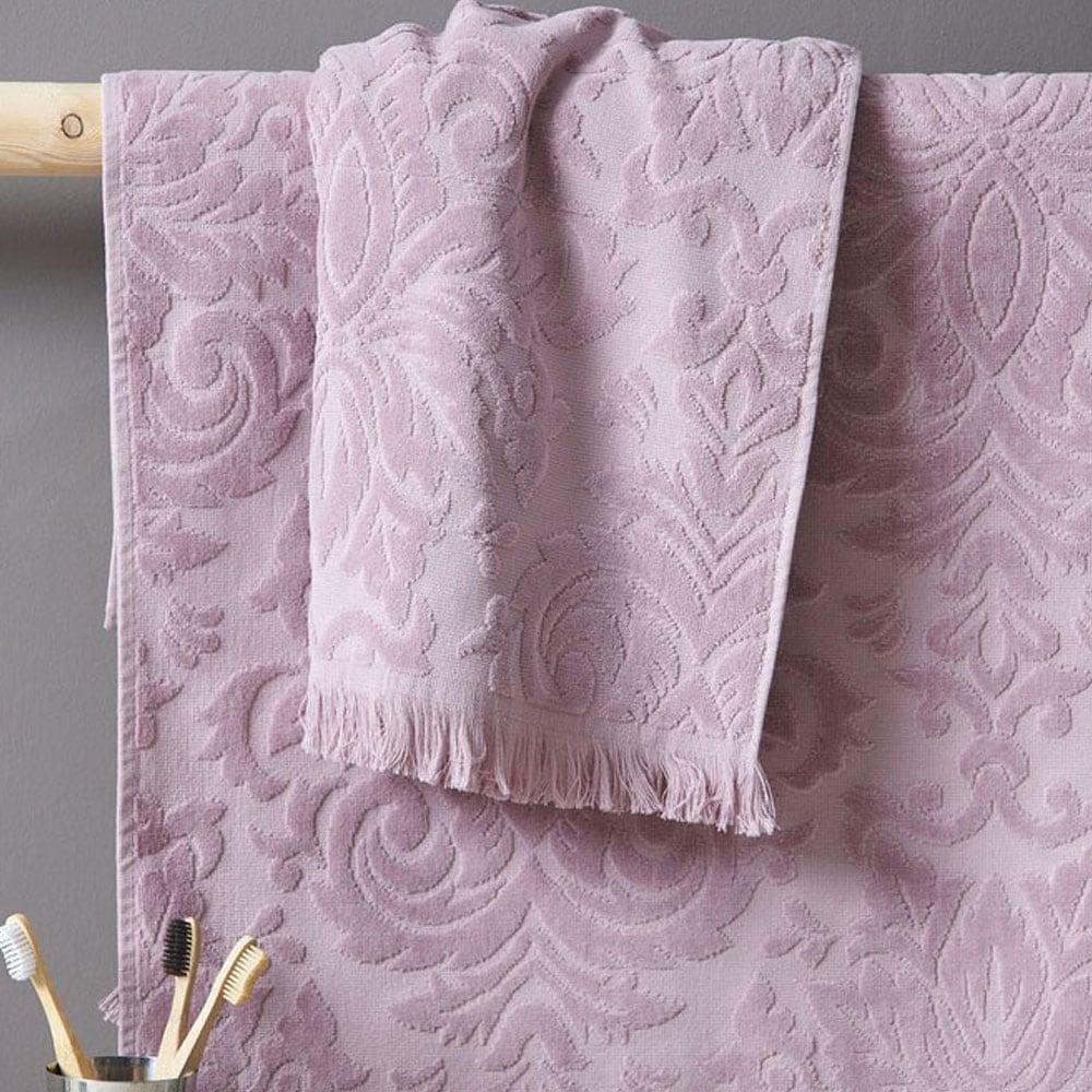 Πετσέτα Lilly Blush Palamaiki Σώματος 90x160cm