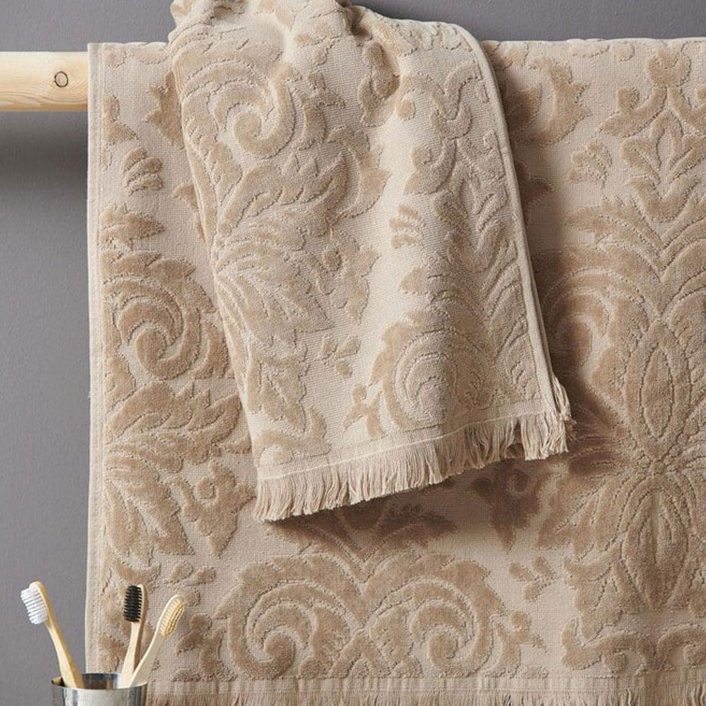 Πετσέτα Lilly Tan Palamaiki Σώματος 90x160cm