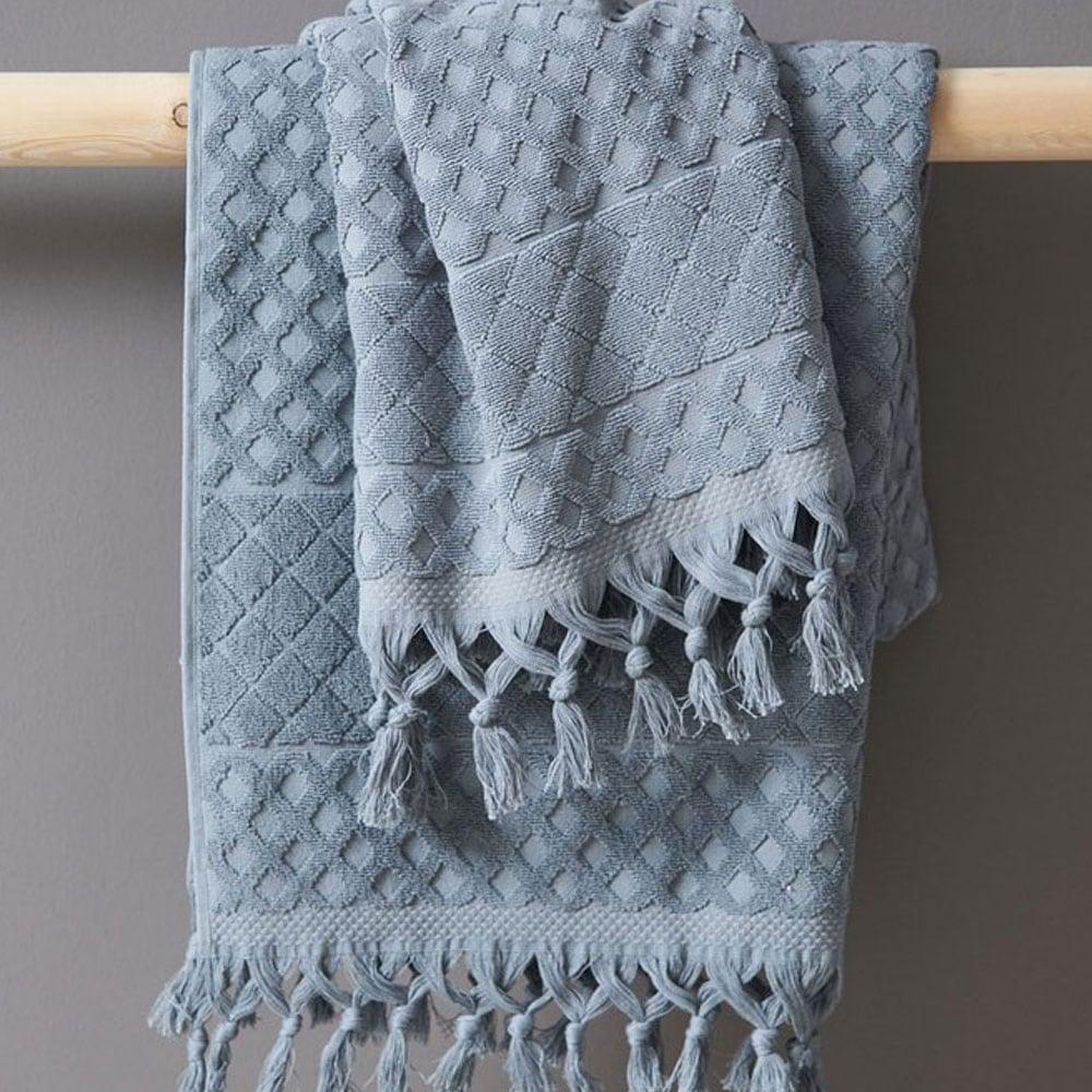 Πετσέτα Robbie Grey Palamaiki Σώματος 70x140cm