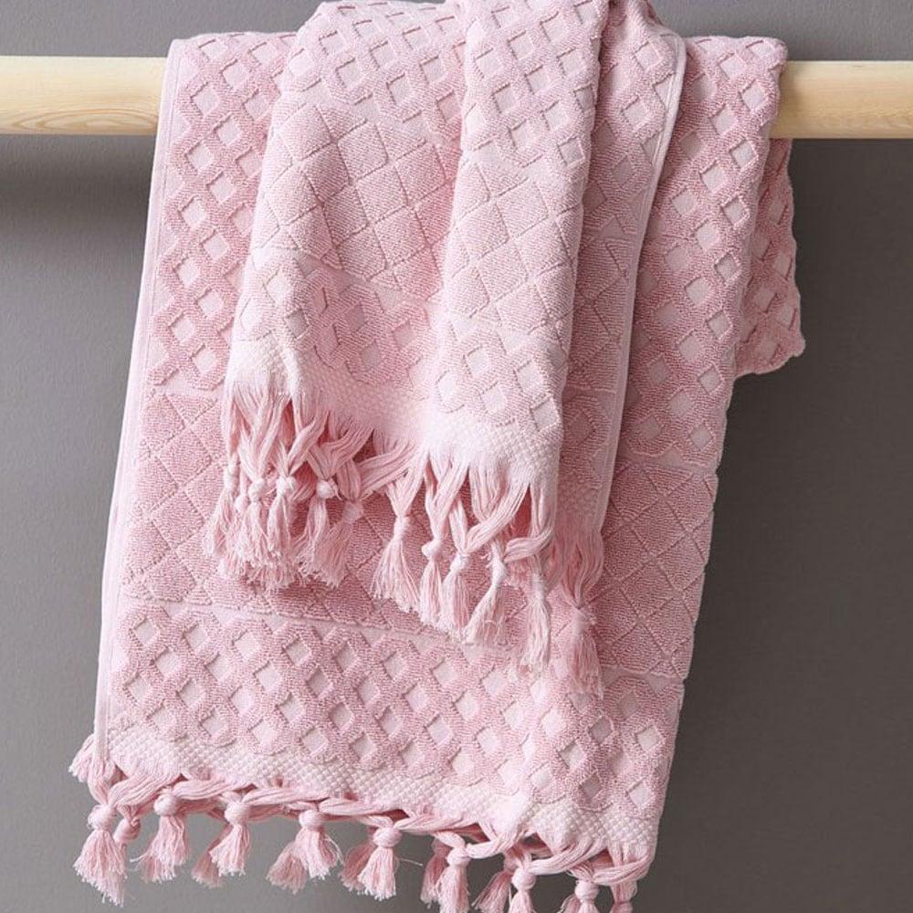 Πετσέτα Robbie Pink Palamaiki Προσώπου 50x90cm