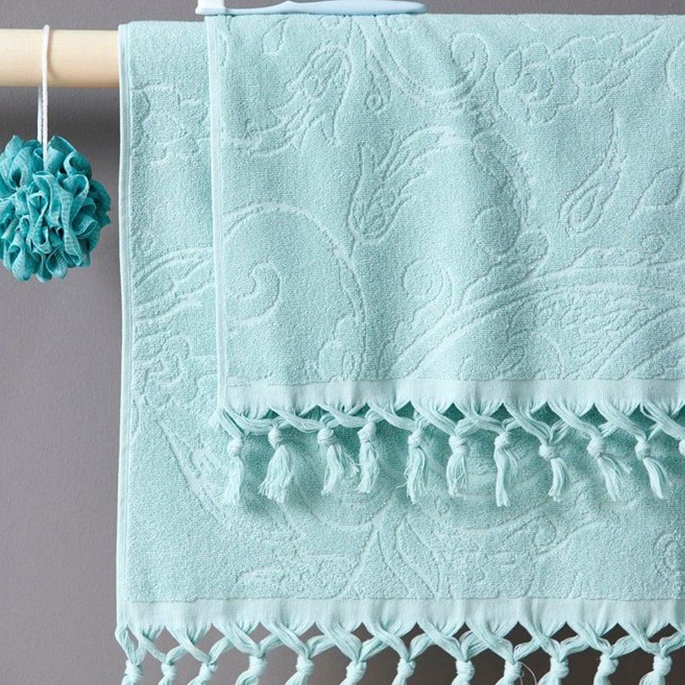 Πετσέτα Scarf Green Palamaiki Σώματος 70x140cm