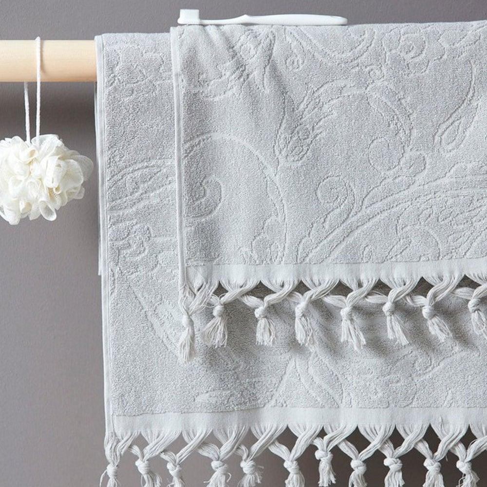 Πετσέτα Scarf Olive Palamaiki Σώματος 70x140cm