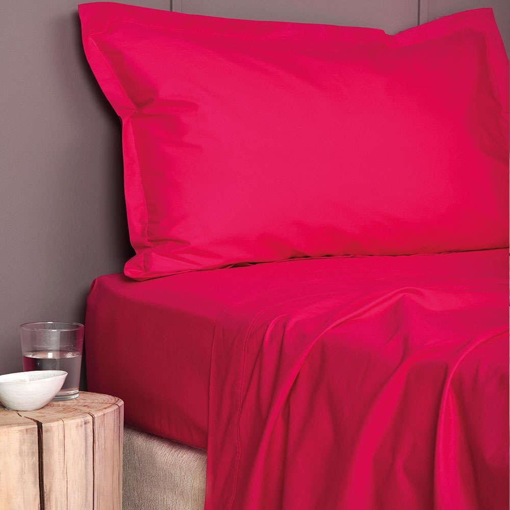 Σεντόνι Color Rainbow Red Palamaiki Ημίδιπλο 170x260cm