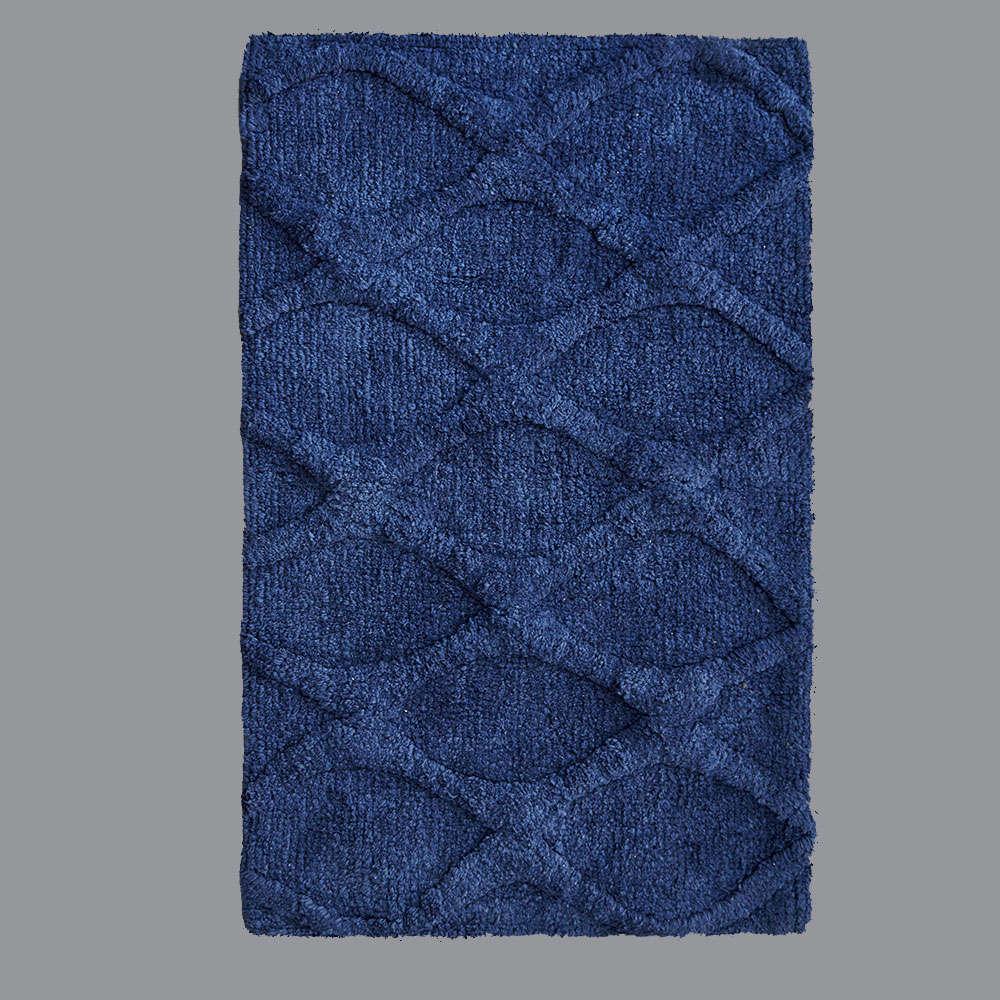 Πατάκι Μπάνιου Riona Blue Palamaiki Medium