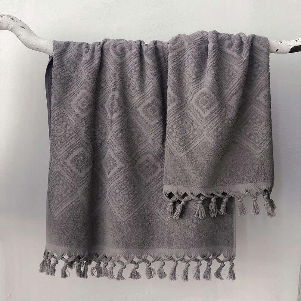 Πετσέτα Boris Fog Palamaiki Σώματος 70x140cm
