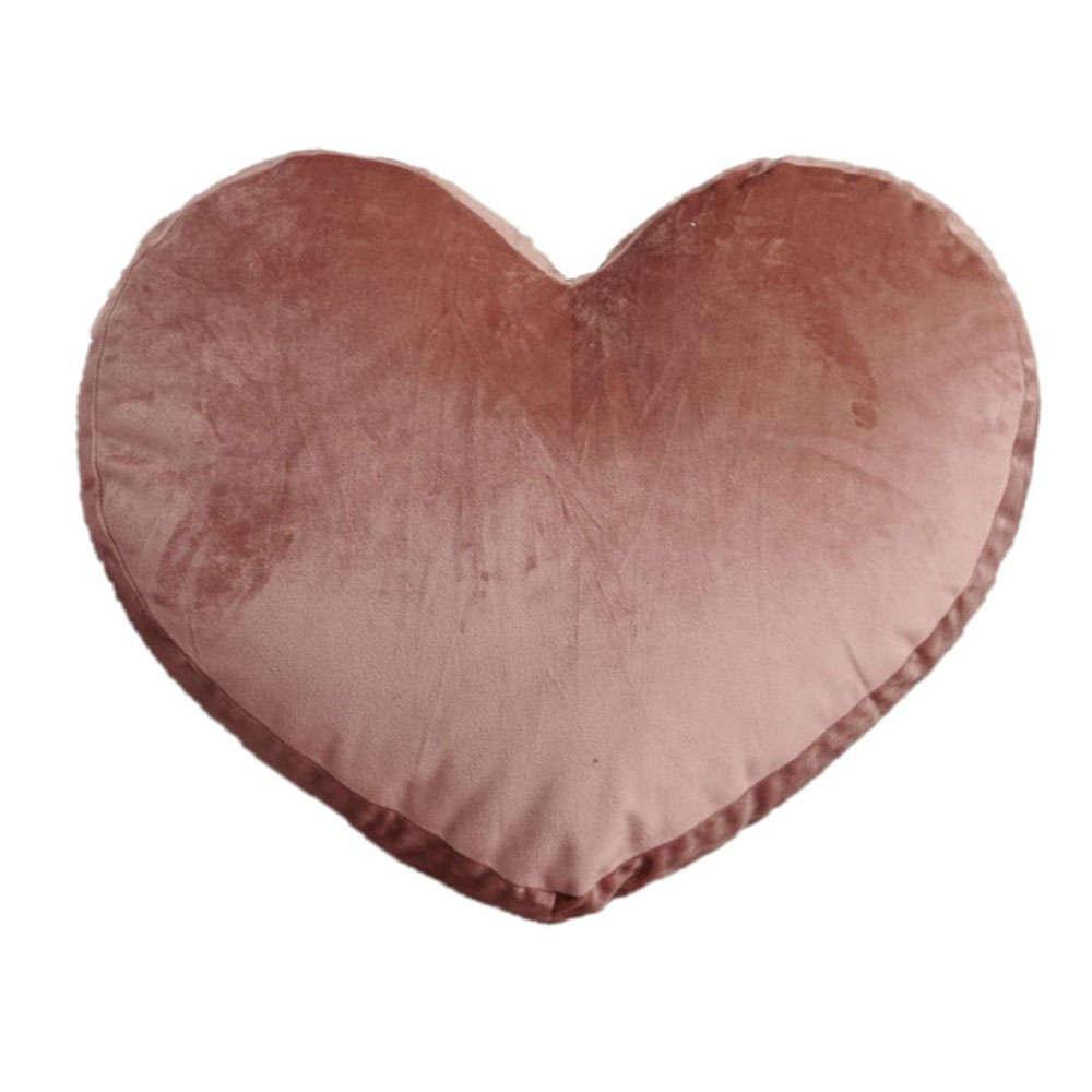 Μαξιλάρι Διακοσμητικό (Με Γέμιση) VF806 Dusty Pink Palamaiki 30Χ50 Βαμβάκι-Polyester