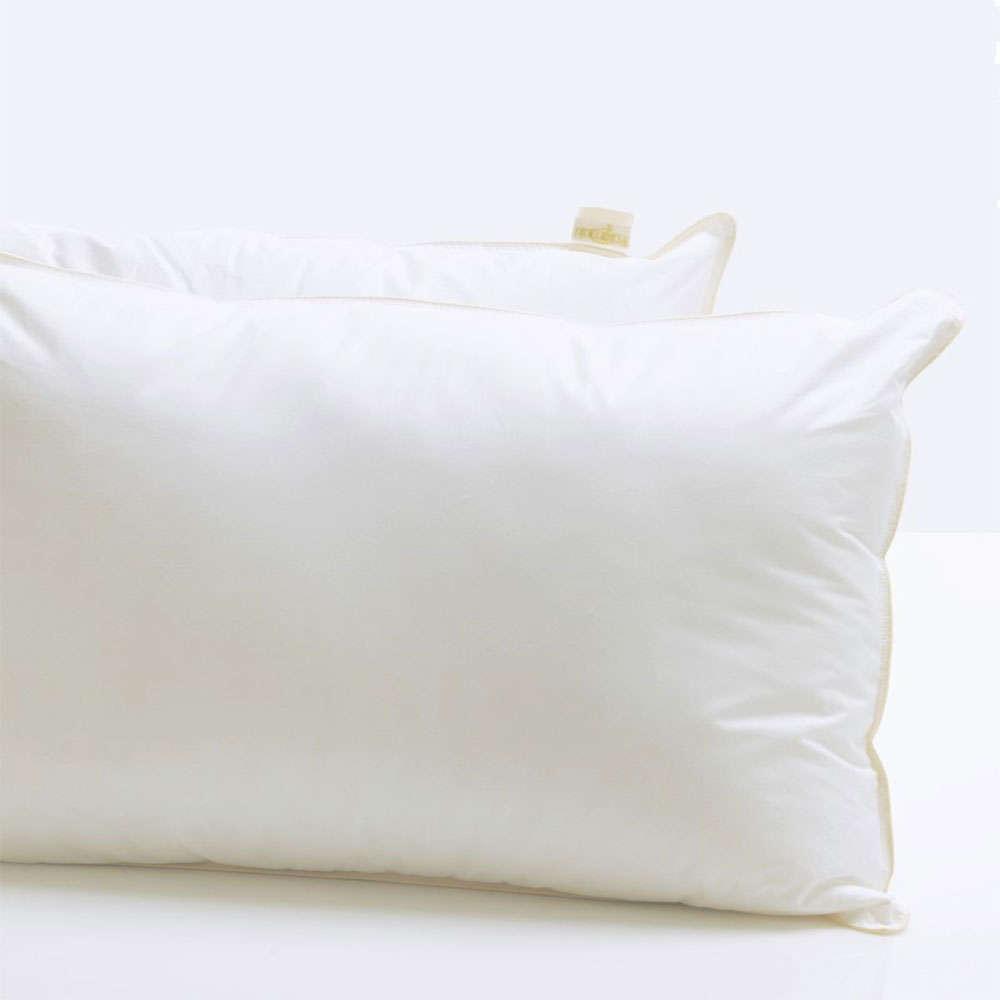 Μαξιλάρια Ύπνου Dormio Σετ 2τμχ White Palamaiki 40Χ60 45x65cm