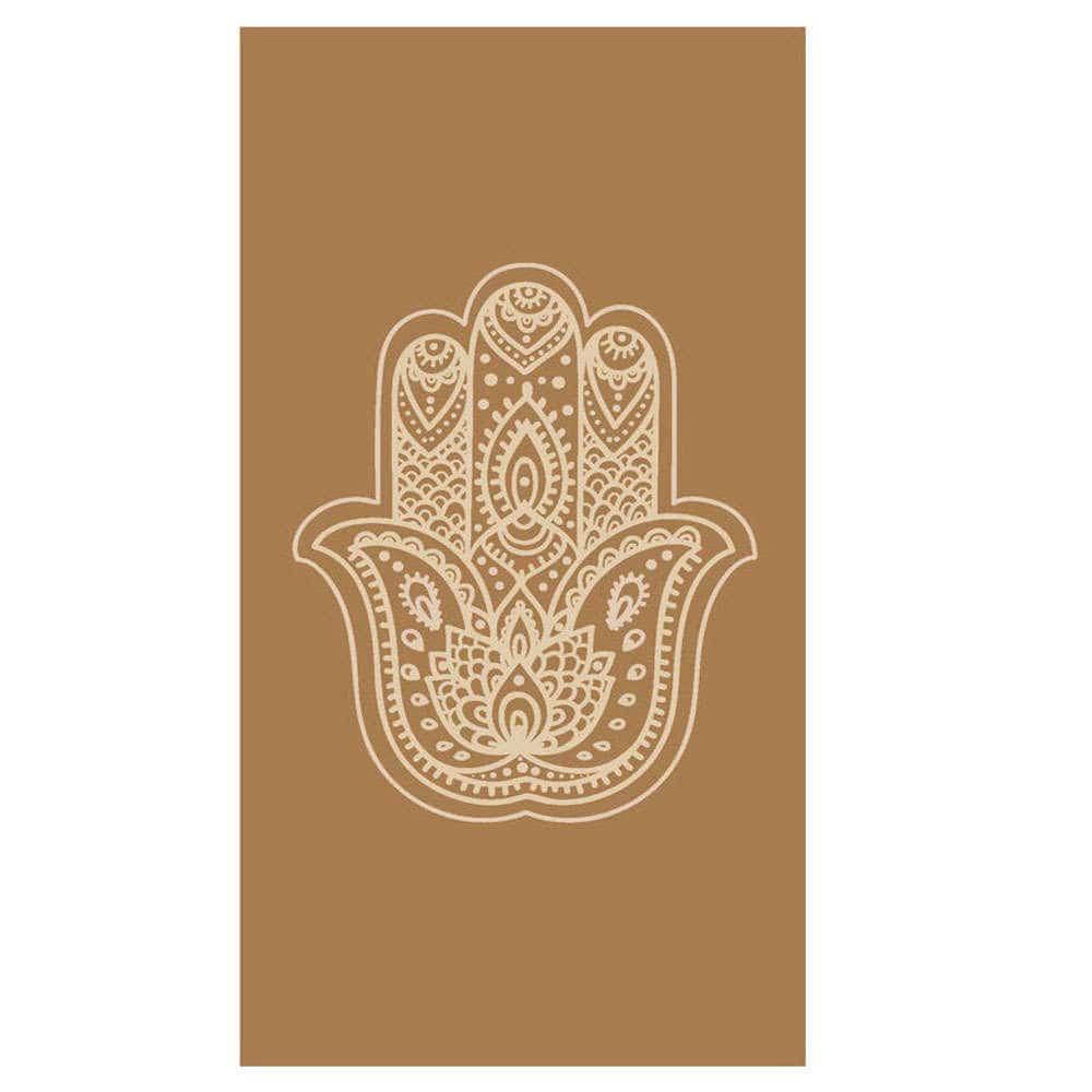 Πετσέτα Θαλάσσης – Παρεό PA-905 Beige Palamaiki Θαλάσσης 85x160cm