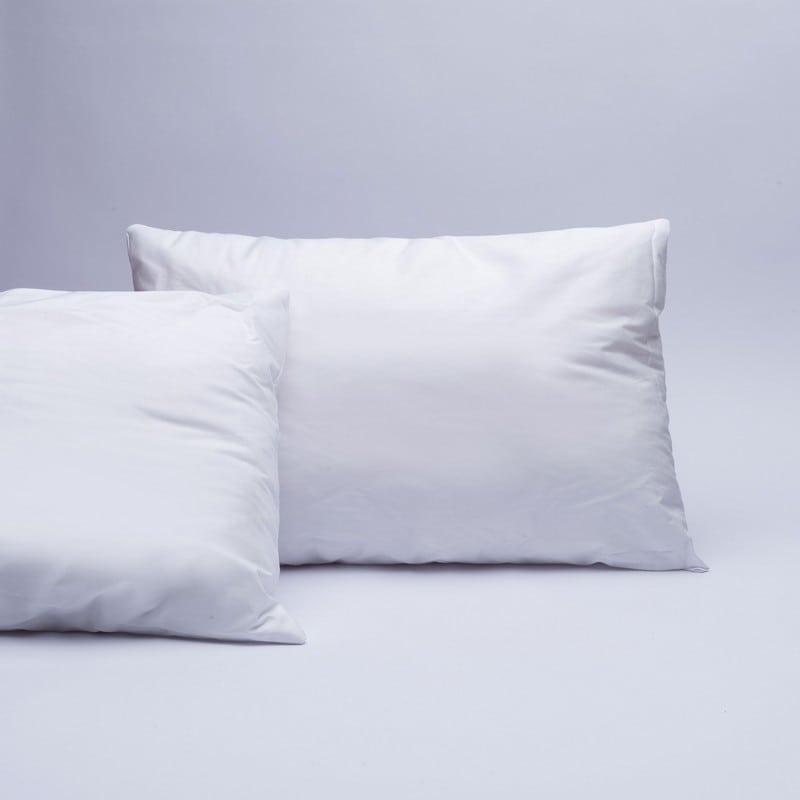 Μαξιλάρια Ύπνου Soft Down Σετ 2τμχ White Palamaiki 50Χ70