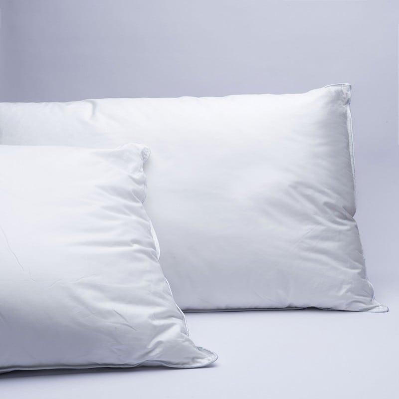 Μαξιλάρια Ύπνου Sognio Σετ 2τμχ White Palamaiki 50Χ70