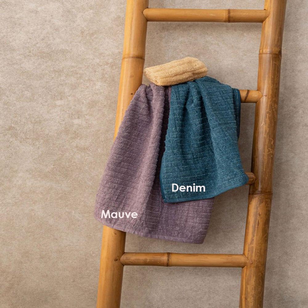 Πετσέτα Hazel Denim Palamaiki Προσώπου