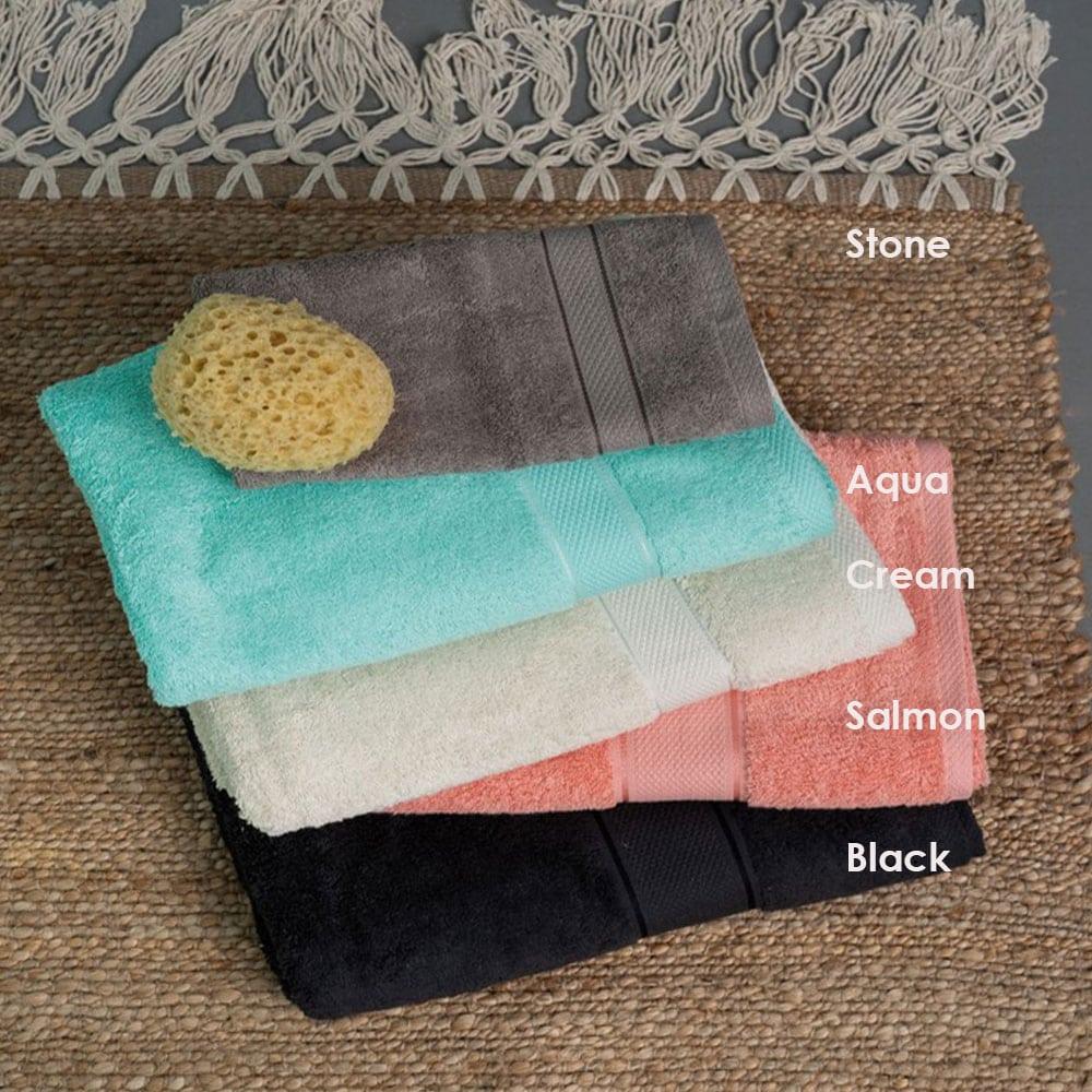 Πετσέτα Jolie Black Palamaiki Προσώπου