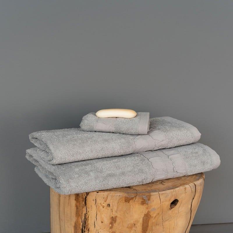 Πετσέτες Cactus Silver Palamaiki Προσώπου