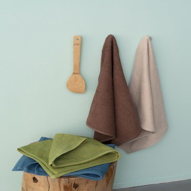 Πετσέτες Κουζίνας KTP620 Σετ 4τμχ Multi Palamaiki