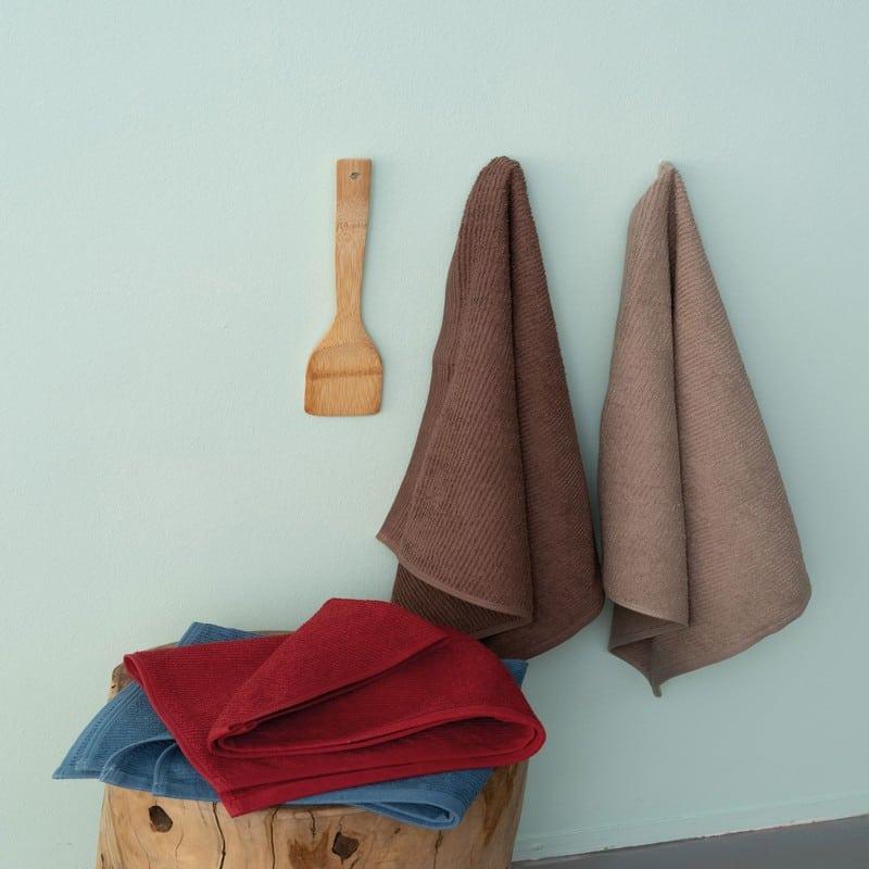 Πετσέτες Κουζίνας KTP630 Σετ 4τμχ Multi Palamaiki