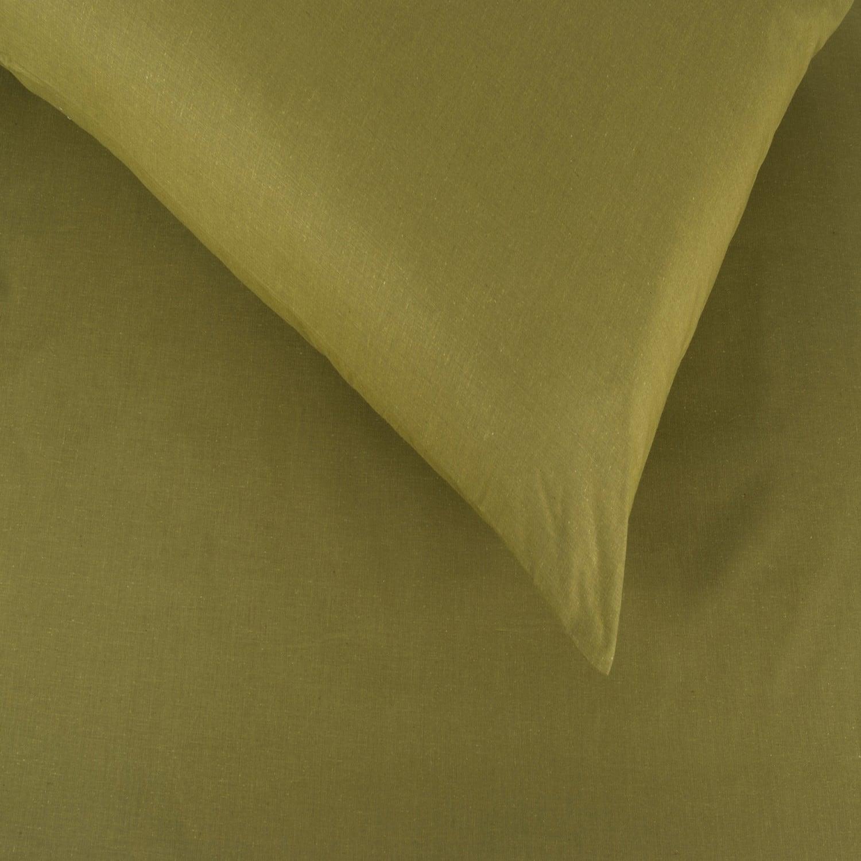 Σεντόνια Σετ 3Τμχ. Laura Μονόχρωμα Khaki Astron Υπέρδιπλo 220x240cm