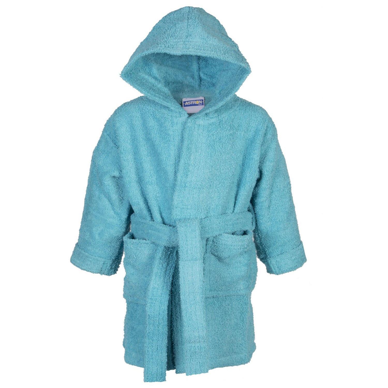 Μπουρνούζι Παιδικό Turquoise Astron 2-4 ετών No 4