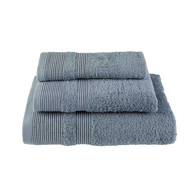 Πετσέτα Μονόχρωμη Ραφ Astron Σώματος 80x150cm