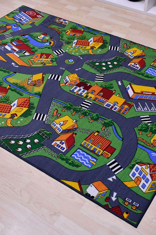 Μοκέτα Little Village 140Χ200 140X200