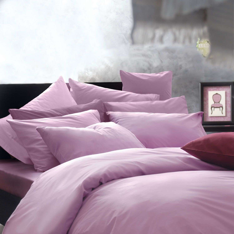 Σεντόνια Σετ Μονόχρωμα Amor 03 Purple Ρυθμός Υπέρδιπλo 230x270cm
