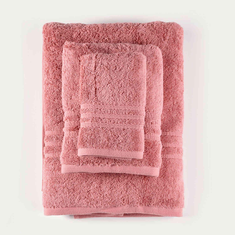 Πετσέτα Σετ Aria 9 Blush 5τμχ. Ρυθμός Σετ Πετσέτες