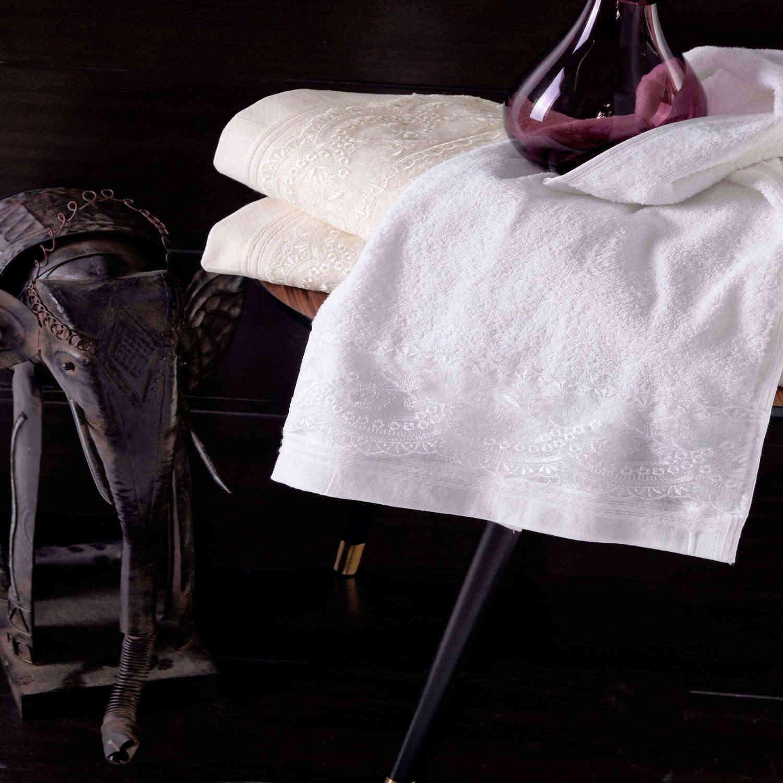 Πετσέτες Σετ Shiraz Ροζ 3τμχ. Ρυθμός Σετ Πετσέτες